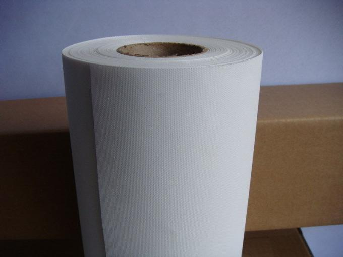 Exhibition 280Gsm Polyester Printing Canvas Rolls Matte Inkjet Fabric Paper
