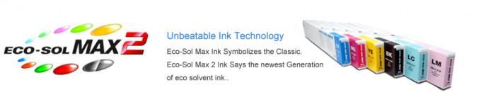 Digital Printing Compatible Eco Sol Max Ink For Large Format Printer
