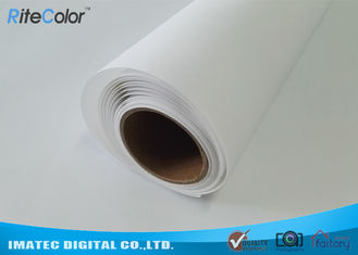 چین Large Format Matte Polyester Canvas Rolls For Art Inkjet Digital Printing تامین کننده
