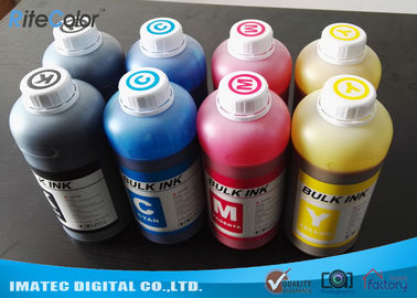 چین TFP Printhead Sublimation Printer Ink , Epson / Mimaki Printers Dye Sub Ink 1 Liter کارخانه