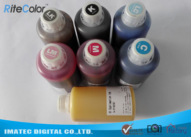 چین Epson Roland Printers Dye Sublimation Ink / Disperse Heat Transfer Printing Ink کارخانه