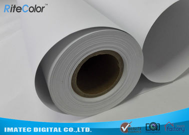 چین 128G Large Format  Matte Coated Paper Inkjet Printing 30M For Water Based Printer کارخانه