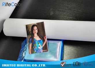 چین Single Side Printing Matte Finish Photo Paper / A4 Matte Photo Paper For Canon Epson Hp Plotters کارخانه