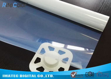 Transparent Waterproof Positive Inkjet Film , Silk Screen Printing Positive Film