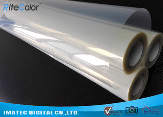 Digital Transparency Imagesetting Film Inkjet Clear Film 100 Micron For Screen Printing