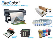 Digital Printing Inkjet Cotton Canvas Waterproof Inkjet Art Canvas Rolls