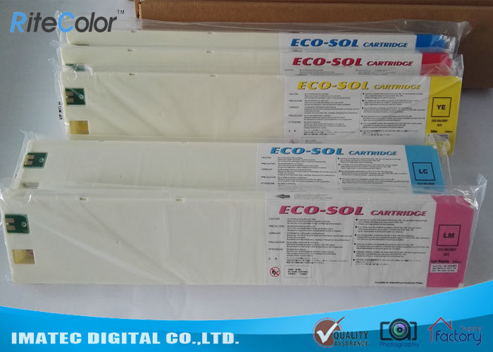 Compatible Wide Format Eco Solvent Ink For Roland / Mimaki Printer