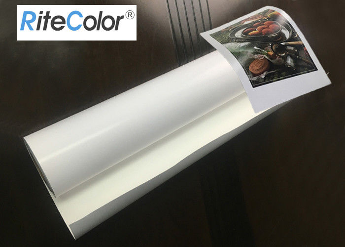 Pigment Inkjet Printing A4 4r Resin Coated Photo Paper Roll Large Format