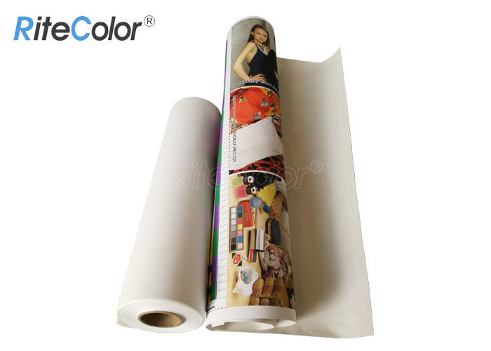 380gsm Waterproof Blank Art Polyester Canvas Fabric Roll 24 Inch