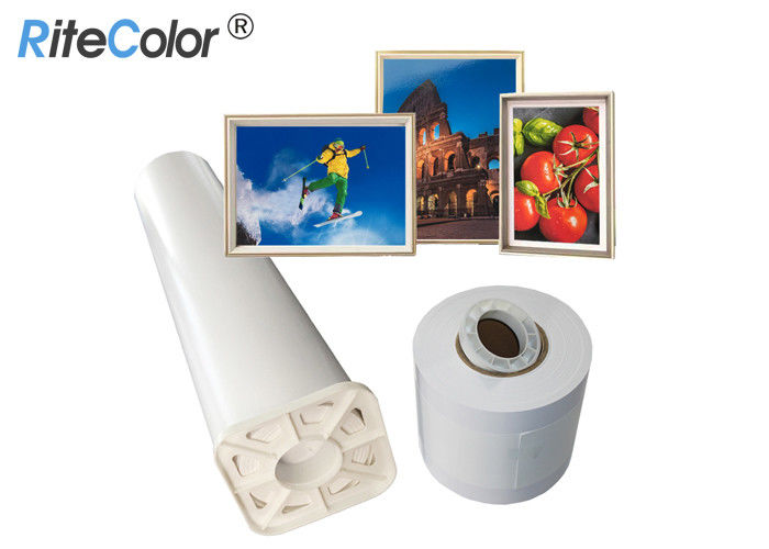 RC240-G Premium Resin Coated Photo Paper 240gsm Glossy Luster For Canon Epson