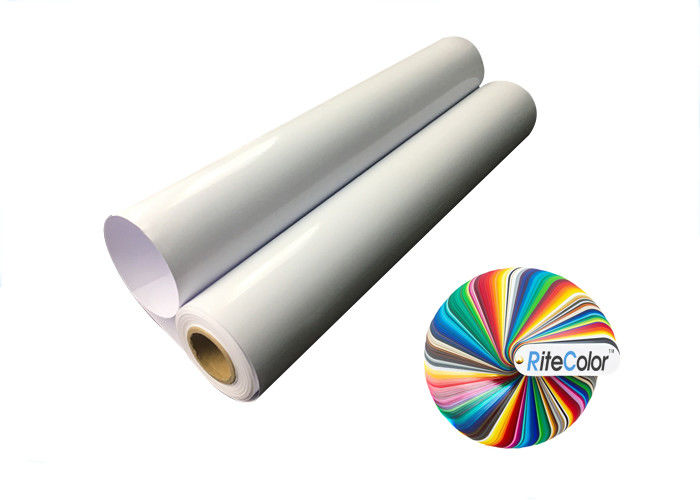 Glossy Tear Resistant PP Synthetic Paper For Pigment And Dye Ink Inkjet Printers